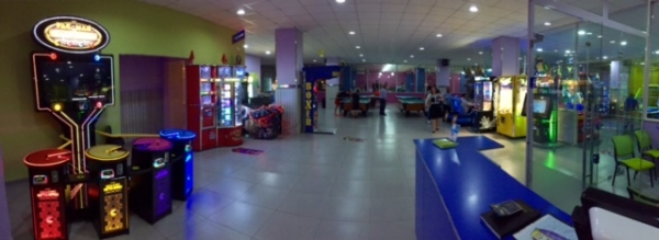Frenzy Fun Center Byblos Lebanon